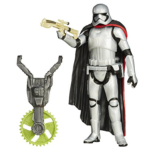 Photo of Star Wars The Force Awakens 3.75-Inch Figure Forest Mission Captain Phasma