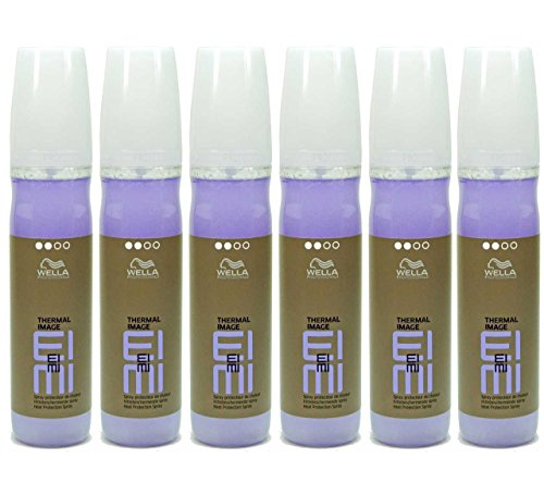 Wella EIMI Thermal Image Hitzeschutz Spray - 150ml (6´er Pack)