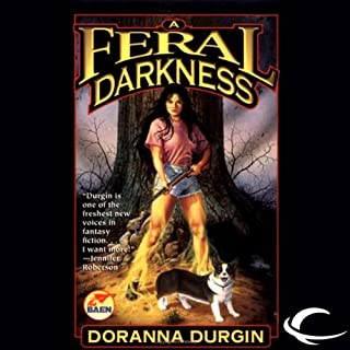 A Feral Darkness cover art