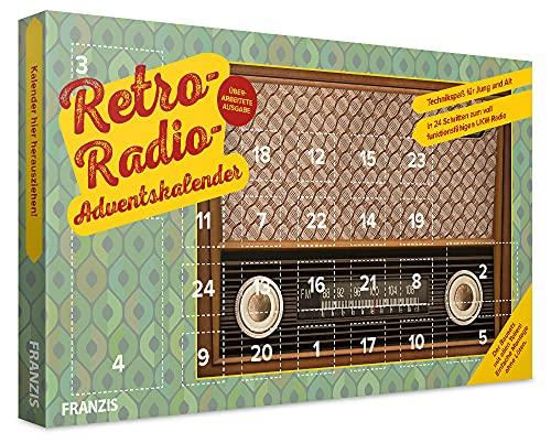 FRANZIS Retro-Radio-Adventskalender 2019