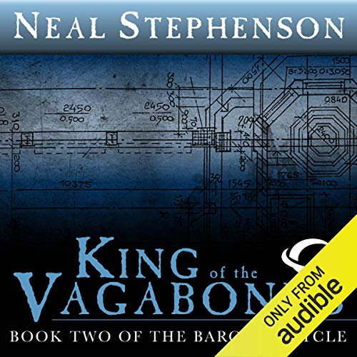 King of the Vagabonds audiobook cover art