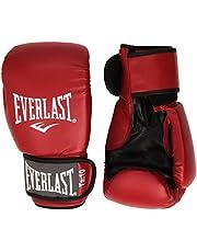 Everlast PU Guantes de Boxeo, Trainings-Boxhandschuhe 1803 PVC Boxing Gloves Rodney