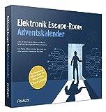 Franzis Escape-Room-Calendario dell'Avvento con 24 indovinelli elettronici, per Bambini dai 14 Anni in su, Multicolore, 67154-7