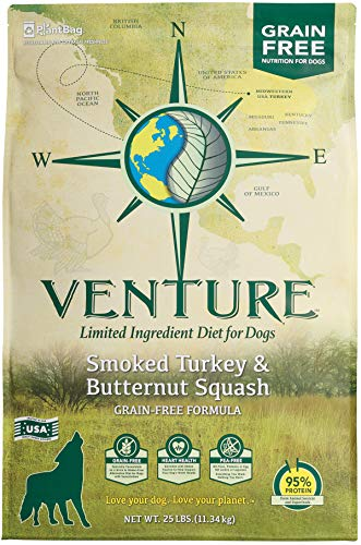 Venture Limited Ingredient Diet Grain Free Dry Dog Food