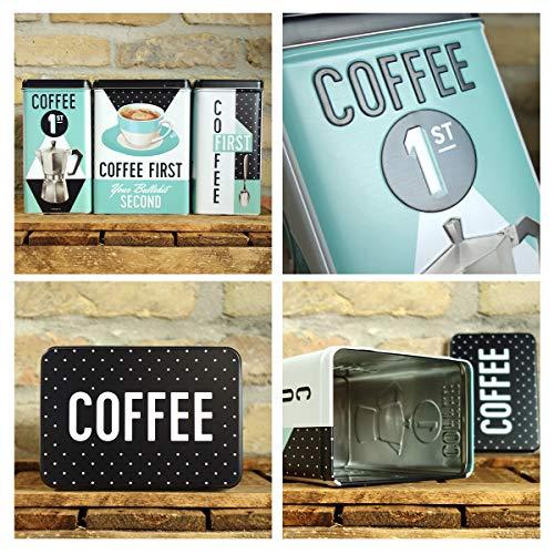 Nostalgic-Art - Recipiente de tamaño Grande Say it 50's Have A Coffee 30123,...