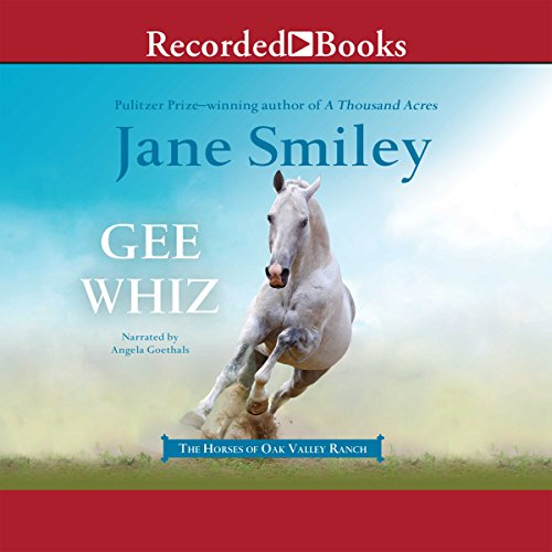 Gee Whiz audiobook cover art