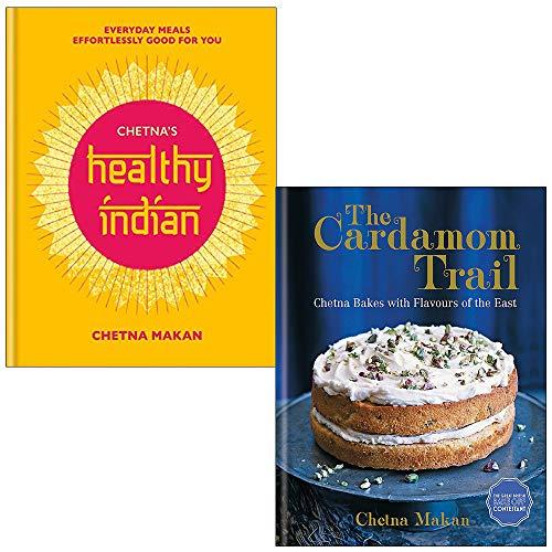 Chetna Makan Collection 2 Books Set (Chetna