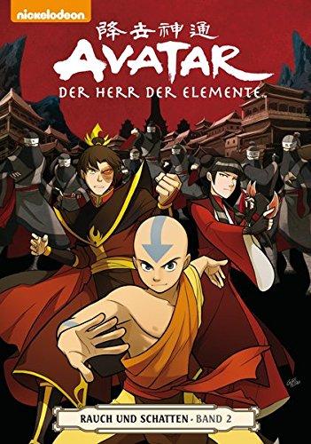 Avatar – Der Herr der Elemente 12: Rauch und Schatten 2