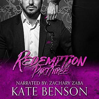 Redemption: Part 3 cover art