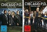 Chicago P.D. Staffel 4+5 (12 DVDs)