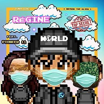 Régine (feat. Pioneer 11)