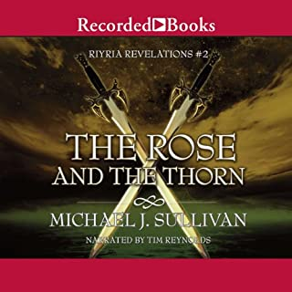 Page de couverture de The Rose and the Thorn