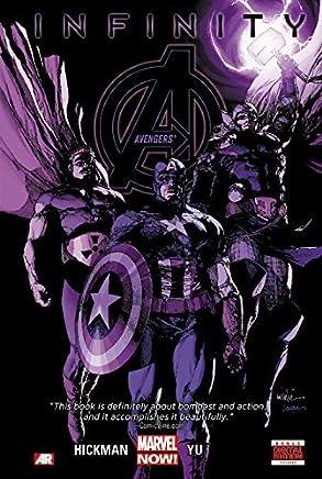 Avengers Volume 4: Infinity (Marvel Now) by Jonathan Hickman(2014-02-04)