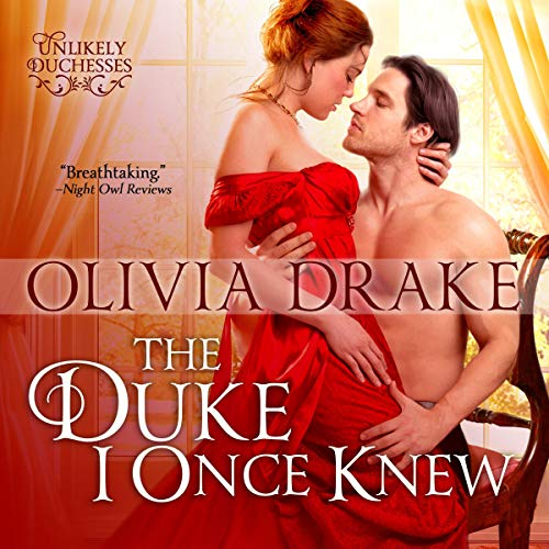 The Duke I Once Knew audiobook cover art