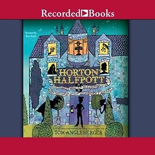 Horton Halfpott audiobook cover art