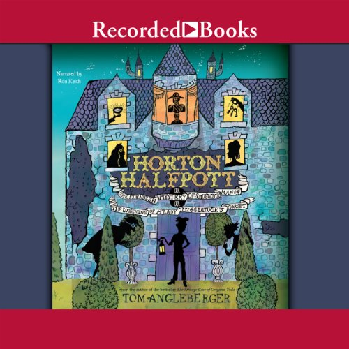 Horton Halfpott audiobook cover art