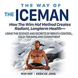 The Way of the Iceman audiobook cover art