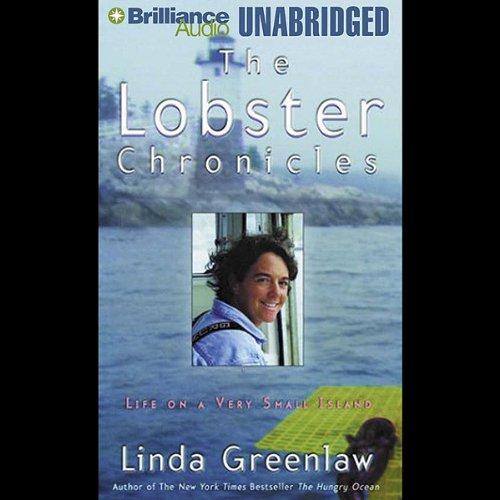 The Lobster Chronicles audiobook cover art