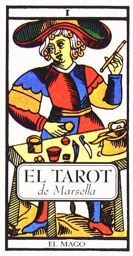 Cartas del Tarot de Marsella y manual explicativo - Adivinación - Predicción