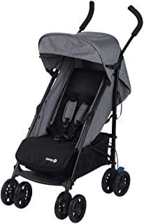 Safety 1st URBAN TREK 2 en 1 Black Chic Silla de paseo+portabeb/és color negro