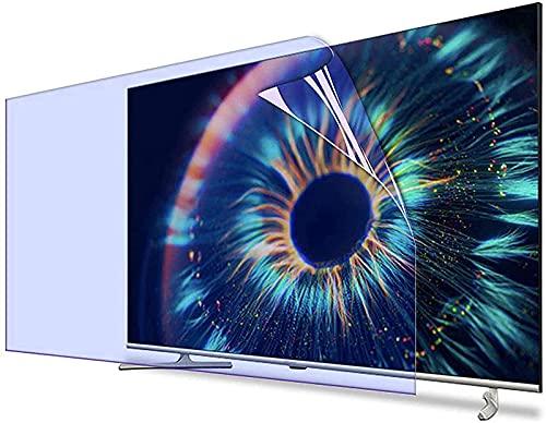 ANTI-GLARETV 화면 보호기 애완 동물 물자 ANTI-FINGERPRINT FILM ANTI-REFLECTION 안티-블루라이트 필터 반대로 찰상 필름이 눈의 피로 맞는 LCD LED 4K OLED&QLED HDTV 시 39 856478MM
