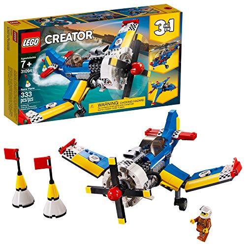 LEGO Creator 3in1 Race Plane 31094 Building Kit (333 Pieces)
