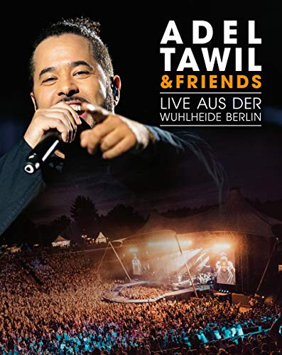 Adel Tawil & Friends:Live aus der Wuhlheide Berlin [Blu-ray + 2CD]
