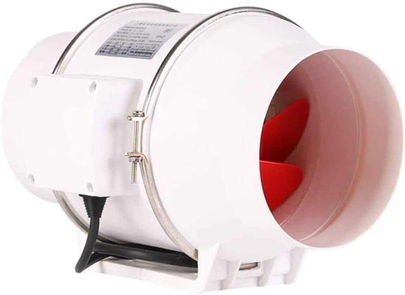 CDQYA Kitchen Toilet Exhaust Fan Louver Pipe air Ventilation Cei