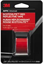 3M Scotchlite Reflective Tape, 03458, 1 in x 36 in