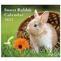アクティブコーポレーション 2022年 カレンダー 壁掛け Sweet Rabbit ACL-36