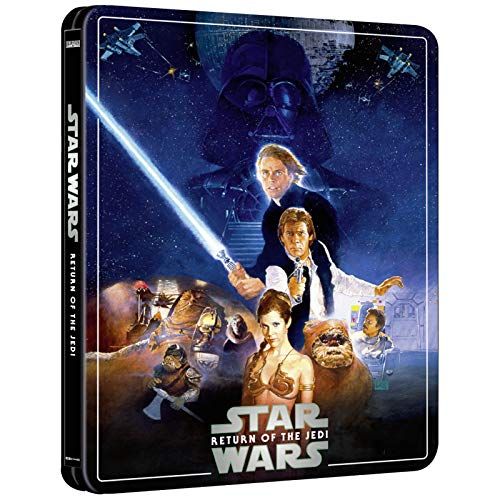 Star Wars : Episode VI Le Retour du Jedi - 4K Ultra HD Steelbook