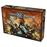 Ares Games AREGRPR101 Sword and Sorcery Immortal Souls Game, Multicoloured