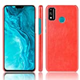 BEIJING ♋ PROTECTIVECOVER+ / for Compatible with Huawei Honor 9X Lite Pockeproof Texture PC +...