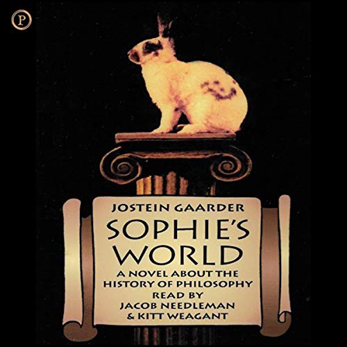 Sophie's World cover art