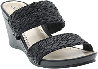 9415cf4bcf08 Impo VESA Woven Wedge Sandal with Memory Foam