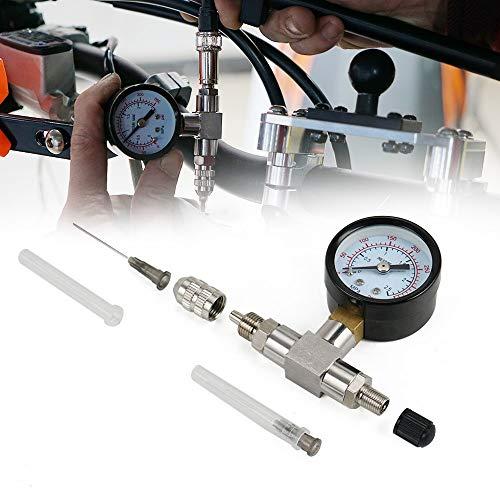 Accesorios de motocicleta En forma for el Raptor de Ford Truck Choques Relleno de choque nitrógeno aguja Kit de herramientas de prueba de vibraciones 350 PSI 2,5 MPa en forma for Yamaha YZX for Polari