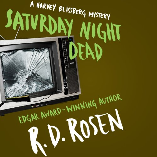 Saturday Night Dead audiobook cover art