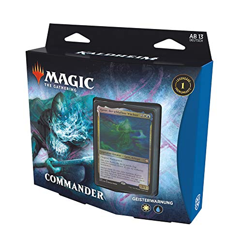 Magic: The Gathering C78081000 Commander Deck 1