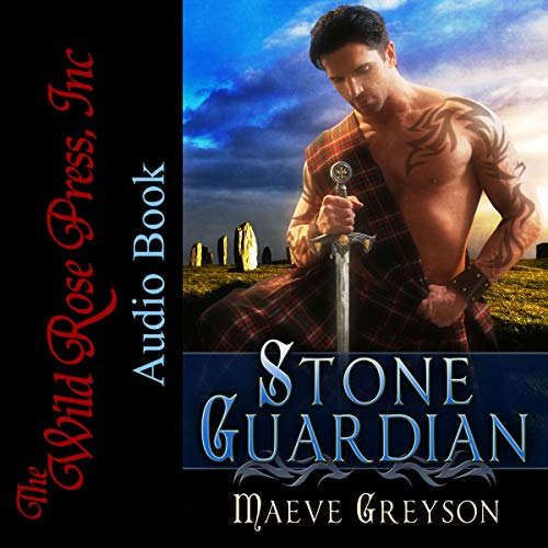 Stone Guardian audiobook cover art