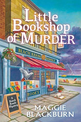 Little Bookshop of Murder: A Beach Reads Mystery by [Maggie Blackburn]