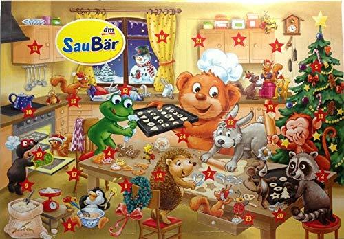 SauBär Adventskalender 2019