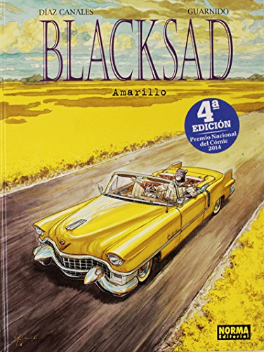 BLACKSAD 5. AMARILLO (CÓMIC EUROPEO)