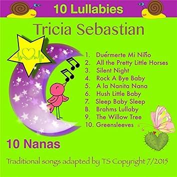 10 Lullabies / 10 Nanas