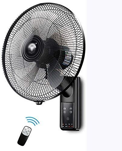 Afstandsbediening wandventilator Silent for wandmontage Praktische Fan/Industry Restaurant schudde zijn hoofd/Wall Fans/met afstandsbediening/slaapzaal/Factory Bouw/elektrische ventilator