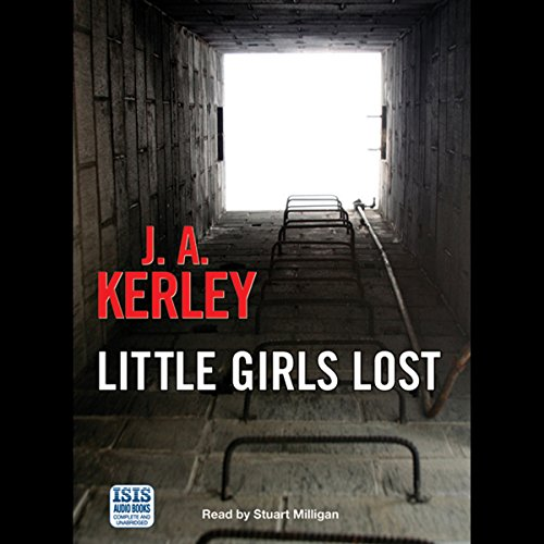 Little Girls Lost audiobook cover art