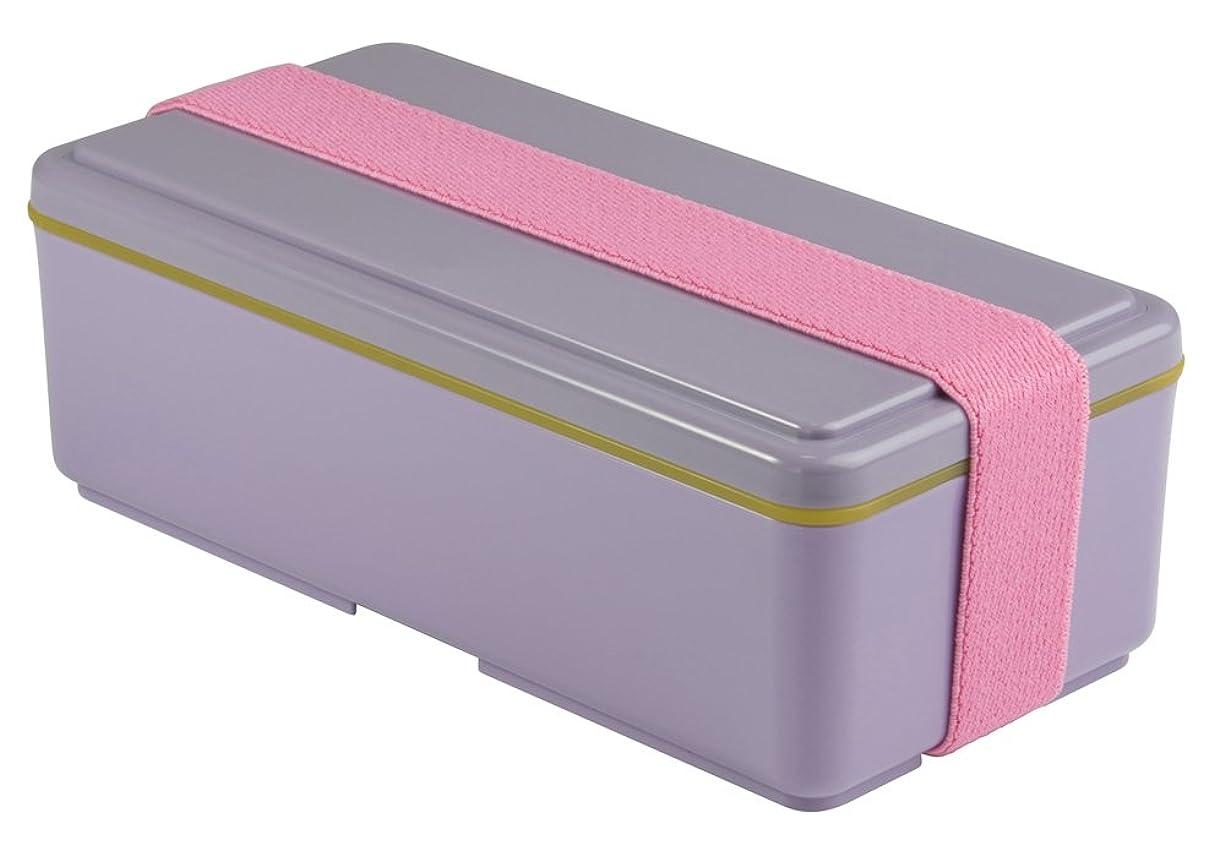 固体ランダム読者三好製作所 保冷剤一体型 ランチボックス GEL-COOL スタンダード パープル 500ml SGサイズ GC-083