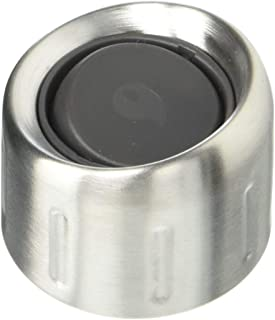 S'well 10100-B18-17096 Sport Cap, Fits 9oz/17oz, Stainless Steel