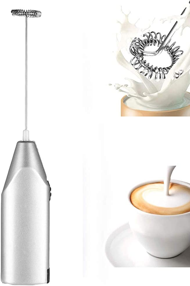Milk Frother Mixer Max 46% Discount mail order OFF Whisk Electric Coffee Egg Beater Foam Stirrer