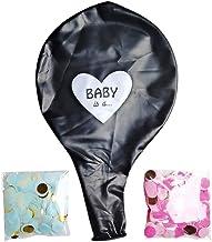PRETYZOOM 1 Set Geslacht Onthullen Confetti Ballon Baby Shower Latex Ballonnen Jumbo Voor Baby Douche Gender Onthullen Par...