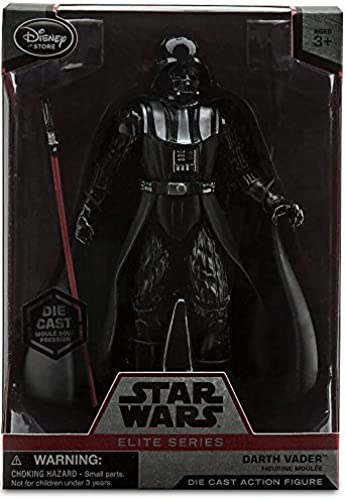 Darth Vader Elite Series Die Cast Action Figure - 18cm - Star Wars